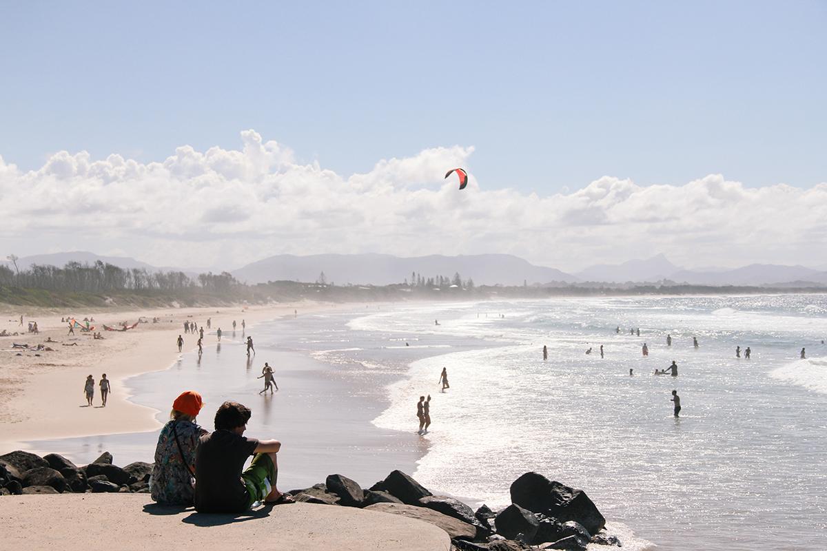 Main Beach Byron Bay
