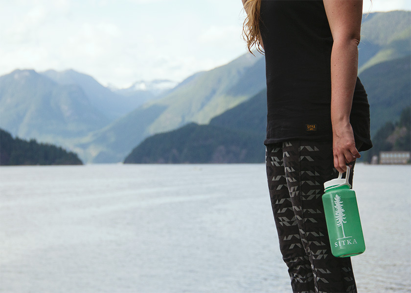 Sitka Water Bottle